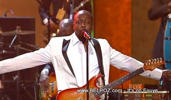 Wyclef Jean NAACP Image Awards