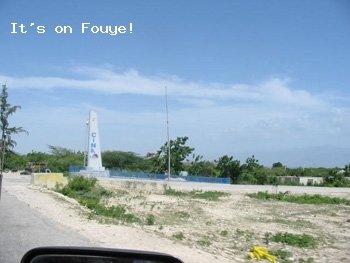 Arcahaie to Port-au-Prince 9 Apr 04
