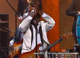 Wyclef Jean And Tabou Combo NAACP Image Awards