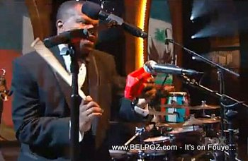 Kapi Tabou Combo At The NAACP Image Awards