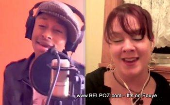 Lyne Sullivan And Blair Perkins We Are The World Haiti Youtube Edition