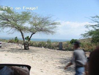 Arcahaie to Port-au-Prince 11 Apr 04