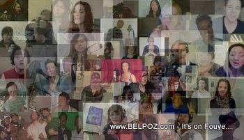 We Are The World Haiti Youtube Edition