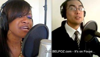 Louis Mahalia And Chris Cendana We Are The World Haiti Youtube Edition