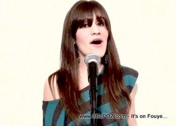 Maria Zouroudis We Are The World Haiti Youtube Edition