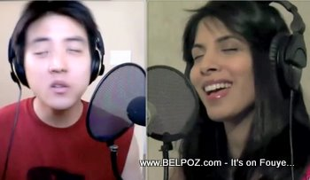 David Choi And Sheina Melwani We Are The World Haiti Youtube Edition