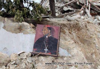 Monsignor Joseph Serge Miot Died In Haiti Earthquake