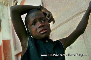 Kokorat He Lost His Listtle Sister In The Haiti Earthquake