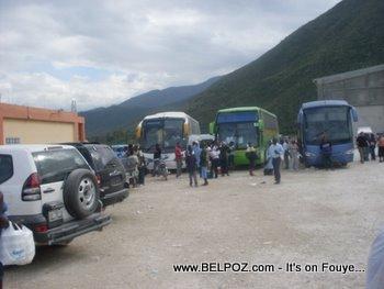 Customs Dominican Republic Haiti Dominican Border Malpasse