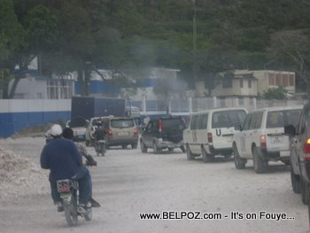 Haiti Dominican Border Malpasse Haiti