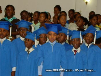 New victorian school Haiti