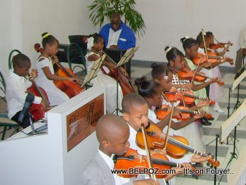 The New Victorian School, Port-au-prince