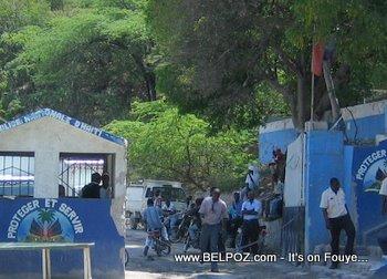 Haitian Customs -  Malpasse Haiti