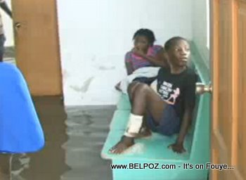 Hospital Flood Les Cayes Haiti