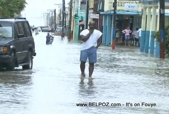 Flooding In Les Cayes Haiti
