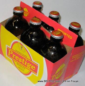 Bierre Prestige, Six Pack