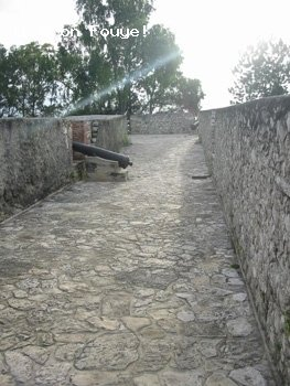 Fort Jacques, Haiti