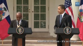 Preval And Obama