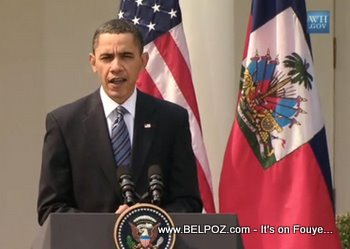 President Obama Haiti Speech