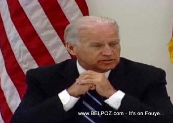 Joe Biden In Little Haiti