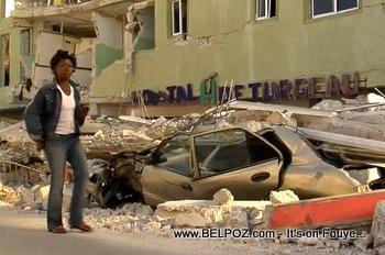 Haiti Earthquake Devastation