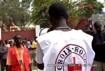 Haitian Red Cross, Haiti Earthquake Relief