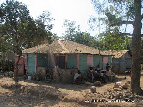 Haiti country home