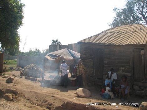 a house near ouanaminthe haiti