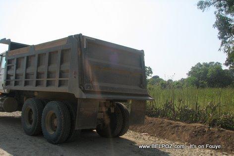 Camion Basule Ouanaminthe Haiti