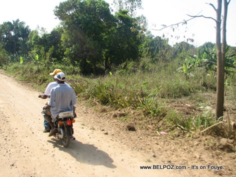 Taxi Moto - Fort Liberte To Ouanaminthe, Nord-Est, Haiti