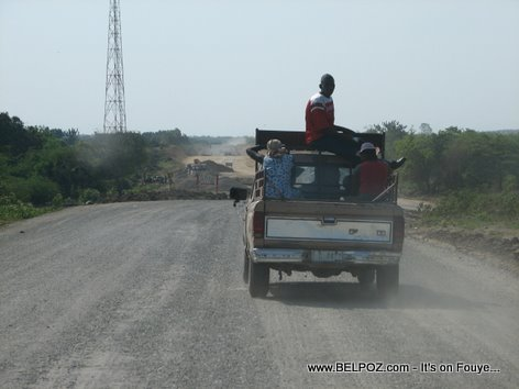 The Road To Ouanaminthe Haiti