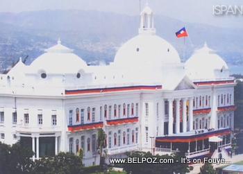 Palais National Haiti