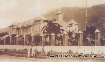 Old Haiti National Palace