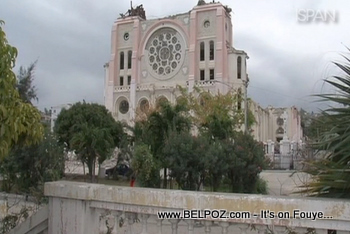 Haiti Collapsed Church