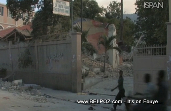 Haiti Earthquake Photo