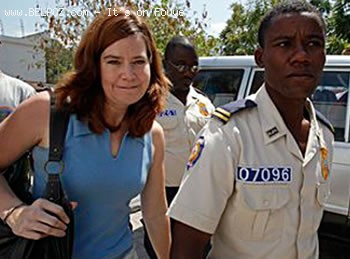Laura Silsby - Kidnapping In Haiti