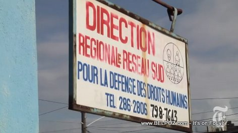 Human Rights Office Direction Defense Des Droits Humain Les Cayes Haiti