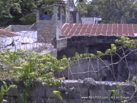 Les Cayes Haiti Prison