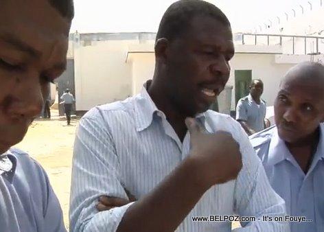 Jean Roland Celestin Haiti Penitentiary Administration Director