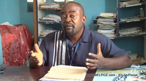 Myrtil Yonel Human Rights Leader Les Cayes Haiti