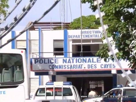 Haiti National Police Les Cayes Haiti