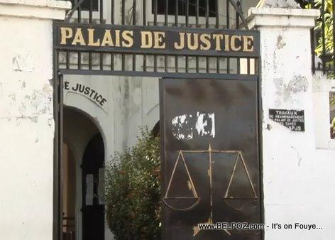 Palais De Justice Les Cayes Haiti