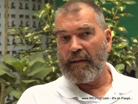 Father Marc Boisvert, Les Cayes Haiti