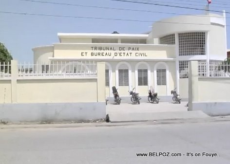 Tribunal De Paix - Bureau Etat Civil, Les Cayes Haiti