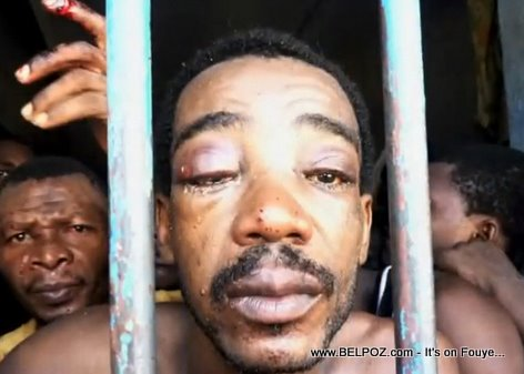 Prisoner In Haiti