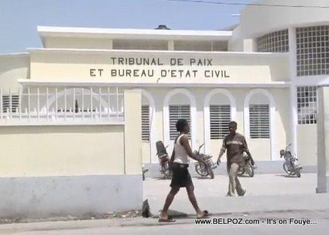 Tribunal De Paix Les Cayes Haiti