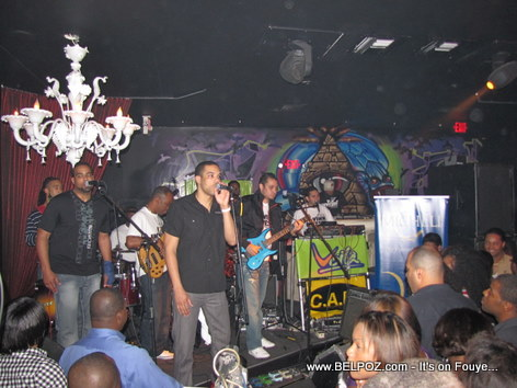 t-vice welcome to haiti album release party