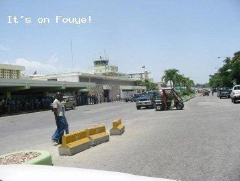 Haiti Airport