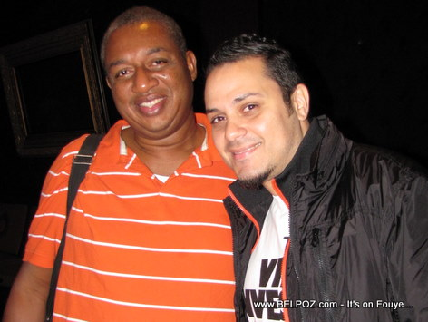 Raynald Delerme & Roberto Martino - T-Vice album release party