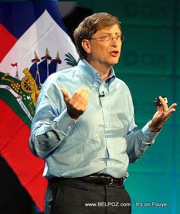Bill Gates Invests In Haiti